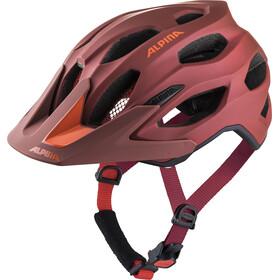 Alpina Carapax 2.0 Helmet indigo-cherry-drop